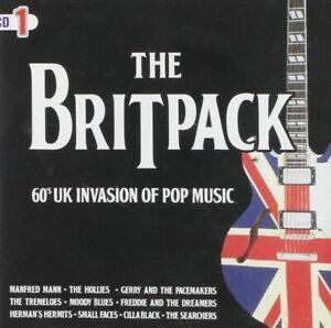 The Britpack : 60s UK Invasion of Pop Music 1 CD - Like New