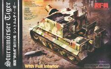 1/35 RyeField models SturmTiger RM61 L/5,4 / 38 cm W/Full Interior #5012