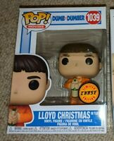 NEW Funko Pop! Lloyd in Tux Christmas Dumb and Dumber CHASE Limited Edition