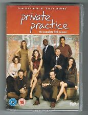 PRIVATE PRACTICE - THE COMPLETE FIFTH SEASON - 6 DVD SET - NEUF NEW NEU
