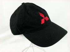 Mitsubishi Motors Hat Cap Headwear by The Game Red Diamond