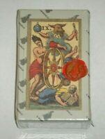 Minchiate Fiorentine 1862 - Meneghello. Limited Edition 97-Card Deck. NEW, w/Bag