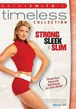 KATHY SMITH TIMELESS COLLECTION: STRONG SLEEK & - DVD - Region Free