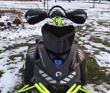 Ultra Low Flat Black Windshield Fits Ski-Doo XP ~ 213 Parts