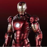 Bandai S.H.Figuarts Iron Man Mark3 Birth of Iron Man Edition Figure Marvel
