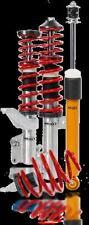 V-MAXX Coilover Kit Si Adatta Honda CIVIC 1.4 1.6 1.7 1.7D 4 Stud solo 02.01 > 12.05