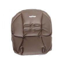 housse de chaise haute tatamia simlili cuir  cacao peg perego neuf