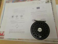 "A1 unused hardy alnwick ultralite disc 7 trout fly fishing reel 3.5""  etc"