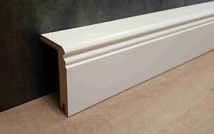 Heizrohrabdeckleiste (719.9664.31)-mit selbstklebendem Montageprofil -Weiß