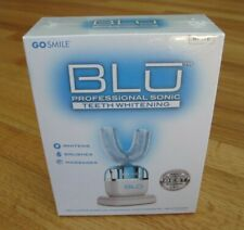Go Smile Blu Hands-Free Teeth Whitening Toothbrush with Gum Massage
