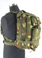 Every Day Carry Tactical Assault Bag Day Pack Backpack Molle Webbing