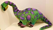 "Melissa & Doug Large Dinosaur 43"" Apatosaurus #2146 Lifelike & Loveable Plush"