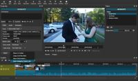 Shotcut (Professional Video Editor Software Suite) CD for Windows and Mac