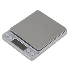 NEW 0.01g-500g Electronic Pocket Digital LCD Jewellery Gold Food Weighing Scales