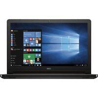 """Dell Inspiron 15 5000 Intel Core i3 4GB 500GB DVDRW WiFi+BT 15.6"""" Windows10 Pro"""