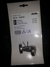 AKS 2000 Bremsbelag-Bolzen-Set Schraubbar Orginal Alko