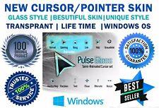 Mouse Pointer Theme Cursor GLASS Skin Windows cursor Quick delivery LIFETIME