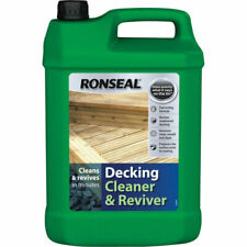 Ronseal 35903 Decking Cleaner - 5L
