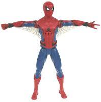 "Hasbro Marvel TALKING! Spider-Man Spiderman Homecoming Figure 12"" Poseable"