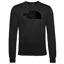 The North Face Felpa da Uomo Girocollo Drew Peak Nera Taglia S cod 4svr-jk3