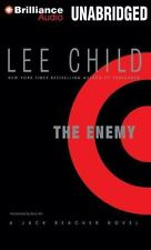 Jack Reacher: The Enemy 8 by Lee Child (2014, MP3 CD, Unabridged)