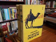 Sven Hedin Zuland Nach Indien (Overland to India)