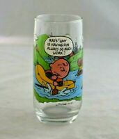 Camp Snoopy Collectible Glass Rats! Why Is Having Fun Always So Much Work?