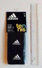 ADIDAS Schweissband schwarz neu OneSize Armband Frottee Schweissbänder Tennis