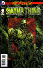 SWAMP THING (2011) Futures End #1 - 3D Cover - New 52 - Back Issue