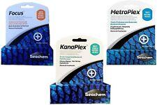 Seachem 3 Piece Treatment Kit, 1-Focus, 1-Metroplex, and 1-Kanaplex (5 Grams