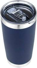 Stainless Steel Vacuum Insulated Tumbler with Lid Navy