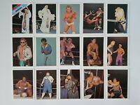 1988 Wonderama NWA Wrestling Supercards Cards ~  #1 to 47  ~ You Pick / Choose