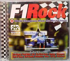 Various Artists - F1 Rock: 39 Rock Classics (2 Disc) (Telstar CD 1996)
