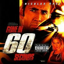 Gone in 60 seconds COLONNA SONORA CD NUOVO