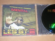 CD RARE / MENTAL / LES BY 2 / STREETAPE /  BON ETAT