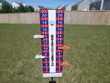 Cornhole Score Keeping Tower-Score Keeper~Easy To Use & Store Away~Free Shipping