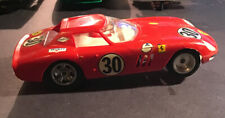 1/32 Scale Slot Car 1960's MONOGRAM FERRARI SLOT CAR Runs