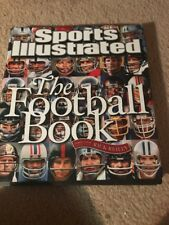 The Football Book by Sports Illustrated Editors (2005, Hardcover)