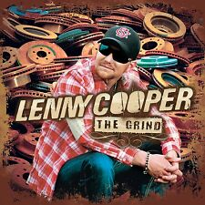 Lenny Cooper The Grind NEW CD  Duramax Mud Digger Colt Ford Bubba Sparxxx