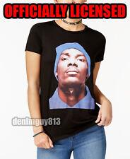 Snoop Dogg Doggystyle Womens Girls Juniors Sz Small Shirt Classic HipHop Rock