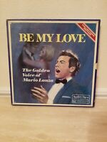 BE MY LOVE THE GOLDEN VOICE OF MARIO LANZA VINYL 6 RECORDS COLLECTORS ADDITION