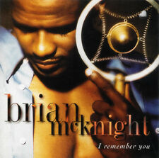 Brian McKnight - I Remember You - New factory Sealed Cd