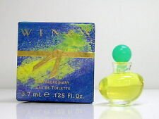 Wings Extraordinary Miniatur 3,7 ml Eau de Toilette Neu OVP