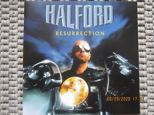 CD HALFORD - RESURRECTION (2000)