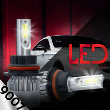 CREE HB5 9007 488W 48800LM LED HEADLIGHT Kit HI-LO BEAM 6500K BULBS VS 9007 HID