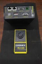 COGNEX cam DVT535 with video server DVT-SLP, VISION SYSTEM SENSOR