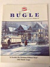 Buick Bugle Magazine 1925 Buick Coupe December 1991 032217NONRH