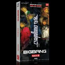 KPOP BIGBANG FXXK IT Photo Album Big Bang GD TAEYANG TOP Postcards Sticker Photo