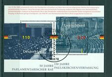 Allemagne -Germany 1998 - Michel feuillet n. 43 - Conseil parlementaire