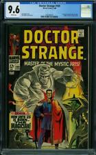 Doctor Strange #169 CGC 9.6 Marvel 1968 1st Issue! After ST #110! NM+ H12 201 cm